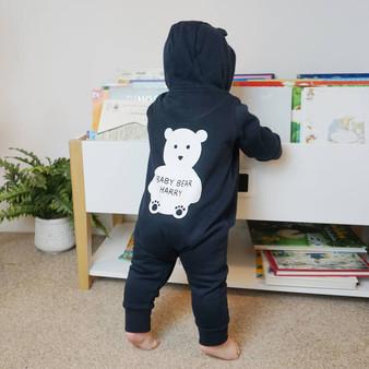 Bear Baby Onesie