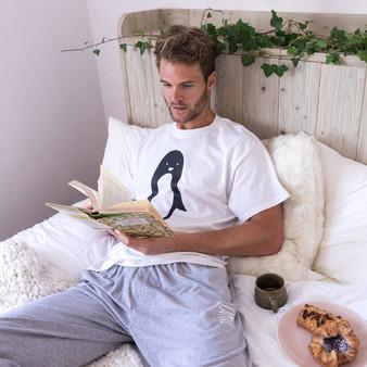 Men's Penguin Pyjamas