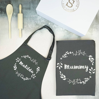 Mummy And Me Baking Hamper