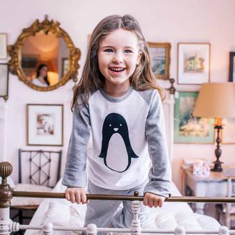 Penguin Children's Pyjamas