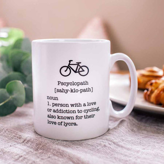 Pscyclopath Dictionary Definition Mug