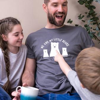 My Little Bear Men's T Shirt