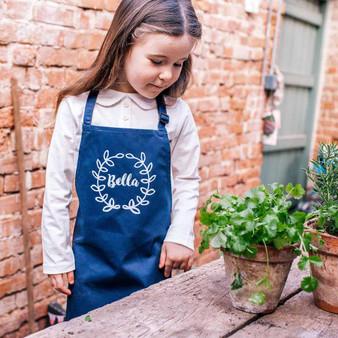 Kids My Gardening Apron