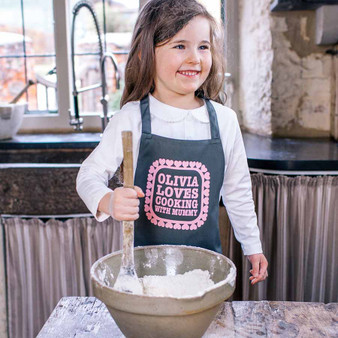 Cooking With You Kids Apron