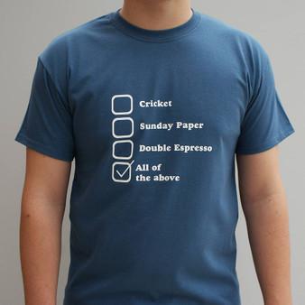 Men's Favourite Things t-shirt
