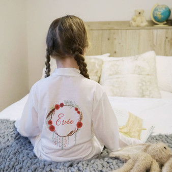 Children's Winter Dressing Gown
