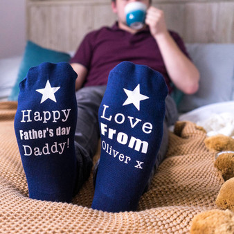 Father's Day Mens Socks