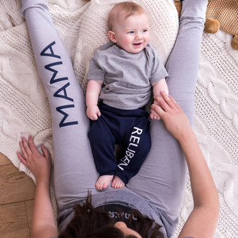 Mama And Me Sweatpants Set
