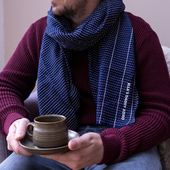 My Daddy Men's Scarf