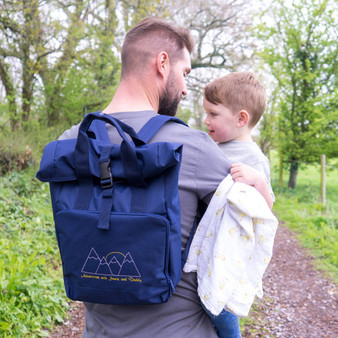 Men's Baby Changing Bag For Adventures
