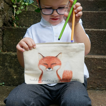 Finley Fox Pencil Case