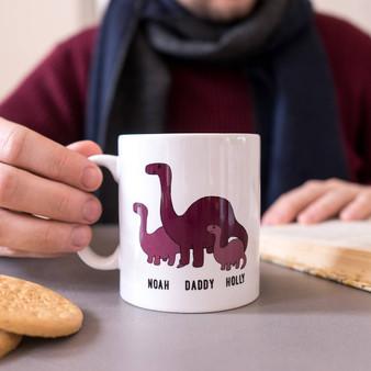 Diplodocus Dinosaur Mug