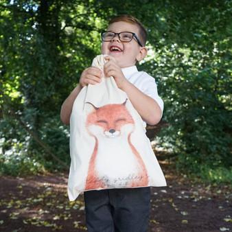 Finley Fox School Gym Bag