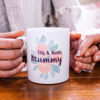 Our Mummy Rose Mug