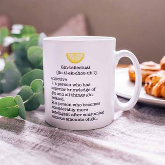 Gintellectual Mug