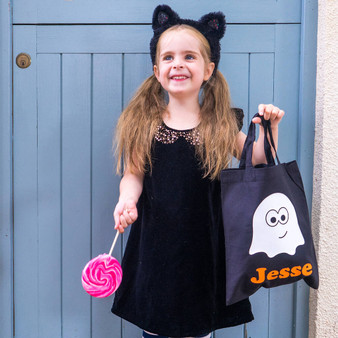 Ghost Children's Halloween Bag