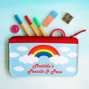 Rainbow Children's Pencil Case