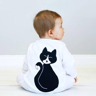 Cat Sleepsuit