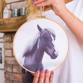 My Horse Photo Hoop