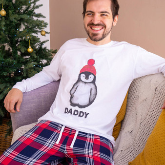 Penguin Christmas Pyjamas