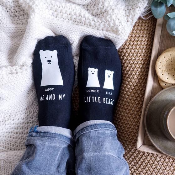 My Little Bear Socks