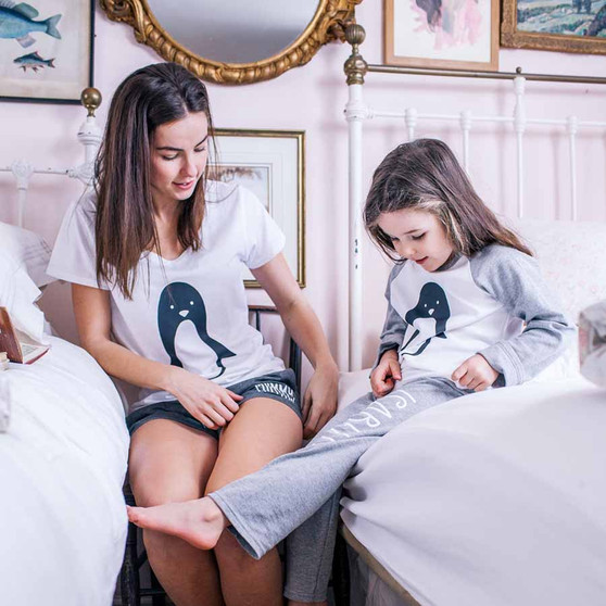 Penguin Family Pyjamas