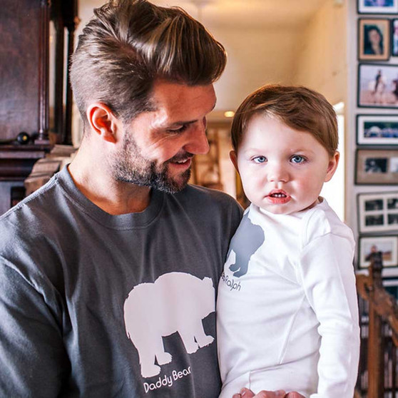Daddy And Baby Bear Set