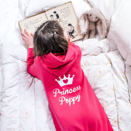 Kids Princess Onesie