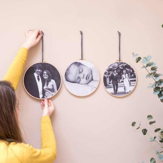 Your Special Memories Photo Hoop
