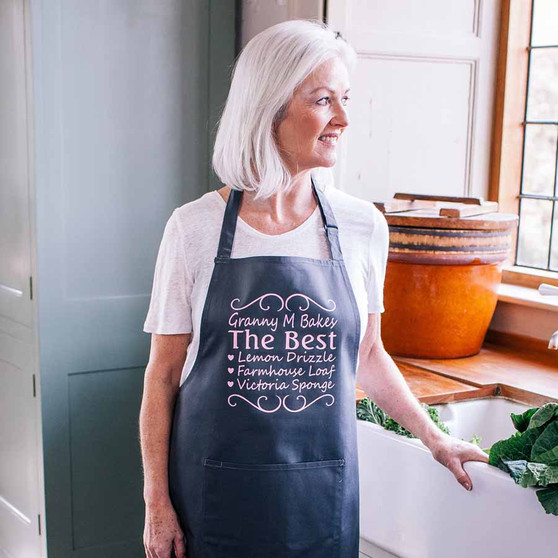 one of our original and favourite designs, our youre the best apron makes a great gift for mothers and grandmothers