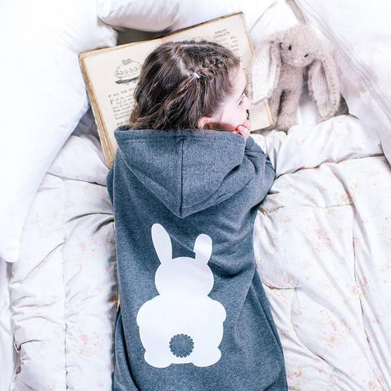 Kids Bunny Rabbit Onesie