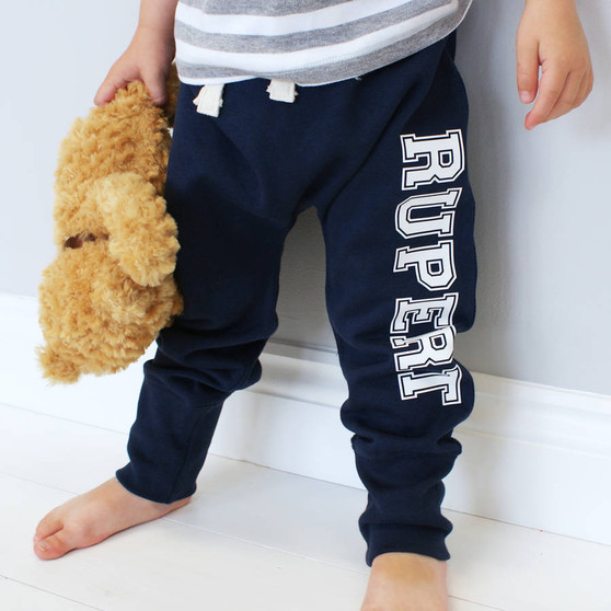 Children's name Sweatpants