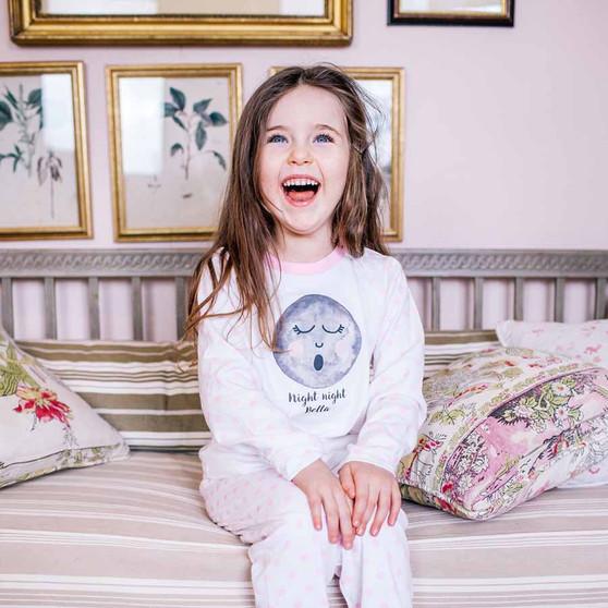 Sleepy Moon Children's Pyjamas