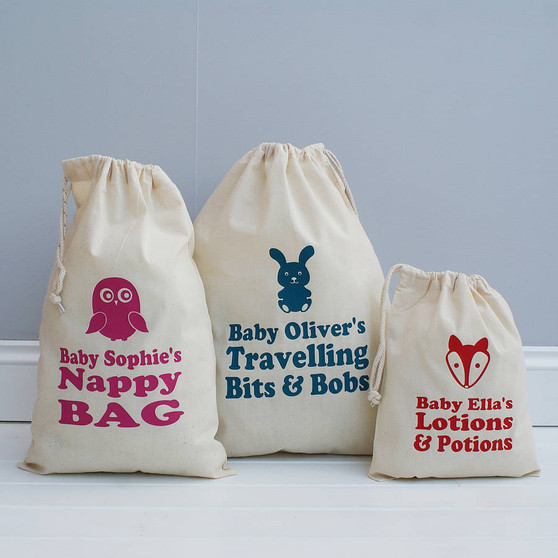 Animal Baby Storage Bag