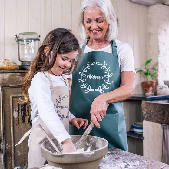 Baking Apron Set