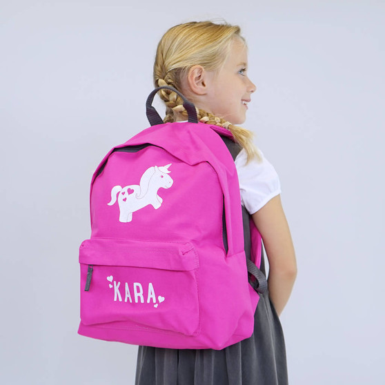 Unicorn Children's School Backpack