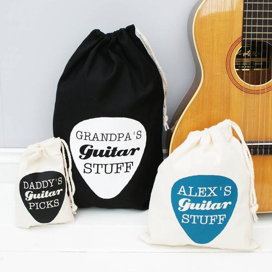 Guitar Pick Gadget Bag