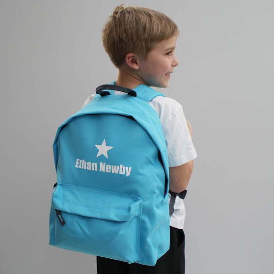 Colourful Star Backpack