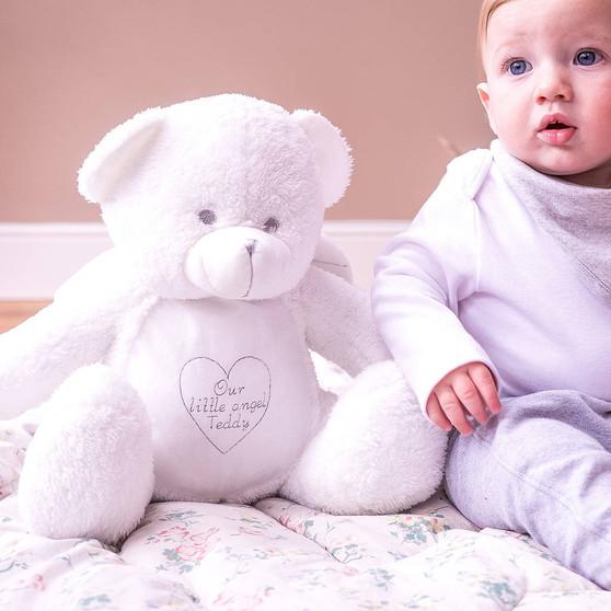 Angel Childrens Teddy Bear Toy