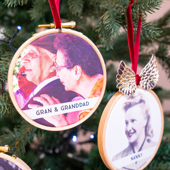 Lost Loved Ones Christmas Tree Decoration