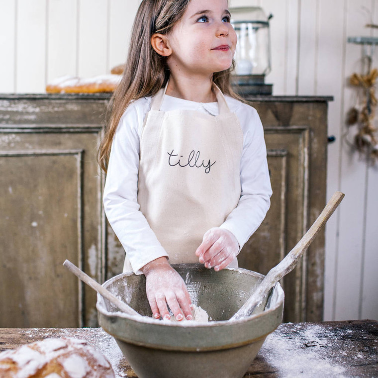 Children's Cotton Apron