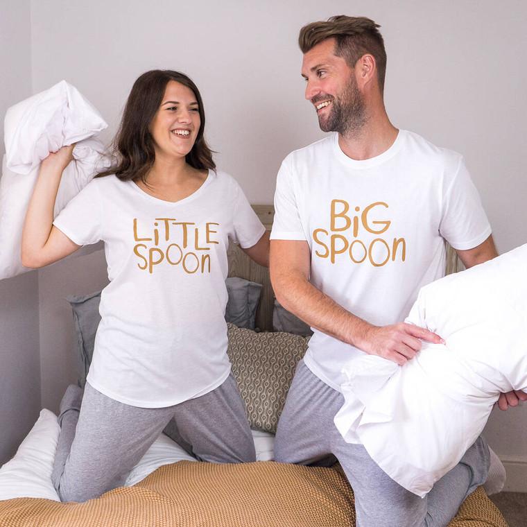 Big And Little Spoon Pyjamas