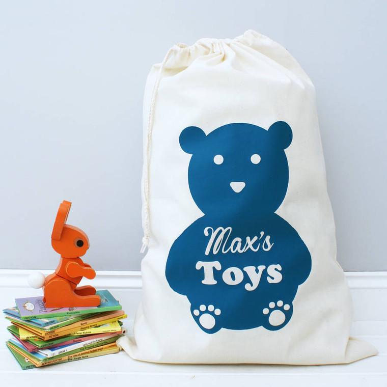 Bear Toy Bag
