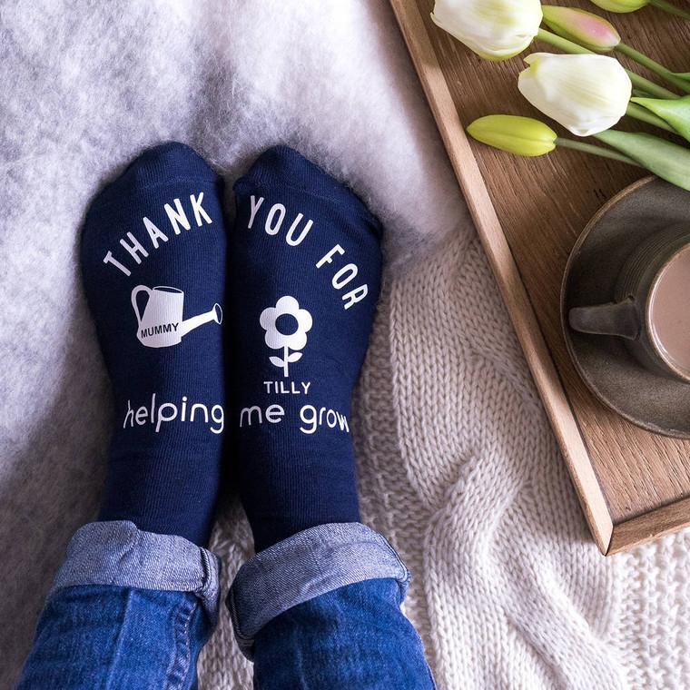 Mummy Thank You Socks