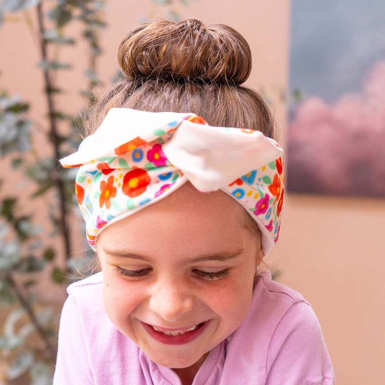 Kids Floral Headband