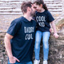 Cool Kids Daddy And Me T Shirt Set