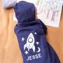 Personalised Childrens Rocket Onesie
