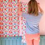Floral Children's Wall Decoration