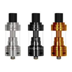 Sense Baijiada Mermaid PLUS Sub-Ohm Tank Steel  Wholesale + 100% Authentic + Cheap Prices + Fast Shipping	 Ecig Wholesale | Vape Wholesale | Ejuice Wholesale