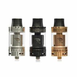 Sense Herakles RTA Mini - Steel Wholesale 100% Authentic + Cheap Prices + Fast Shipping Ecig Wholesale | Vape Wholesale | Ejuice Wholesale